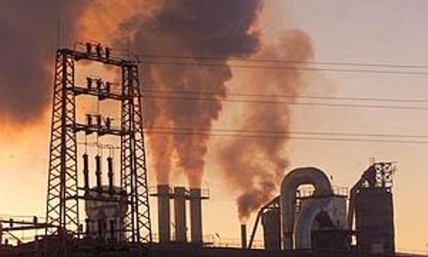 España disminuye la emisión de los gases de efecto invernadero