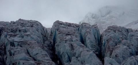 El retroceso de los glaciares ecuatorianos