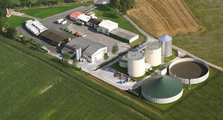 Galicia, potencial en biogás