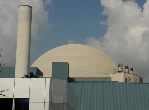 Reactores nucleares en las costas