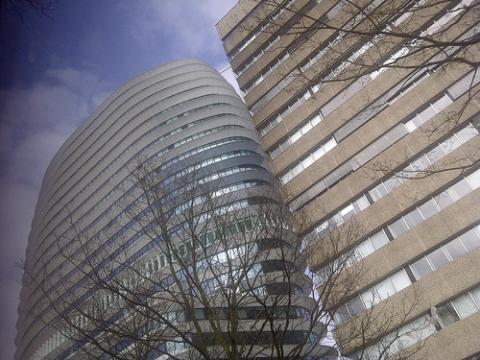 Nuevo edificio ecológico