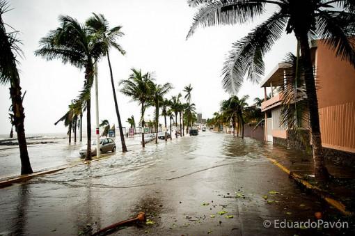 el aspecto positivo de los huracanes