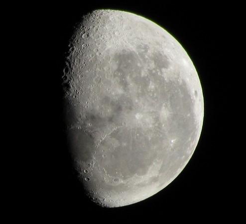 habrian existido dos lunas