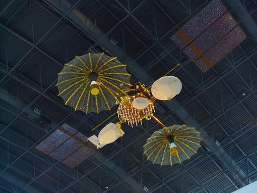 un nuevo satelite caera a la tierra