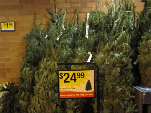 Los árboles de Navidad naturales, criados en viveros, son los más sostenibles