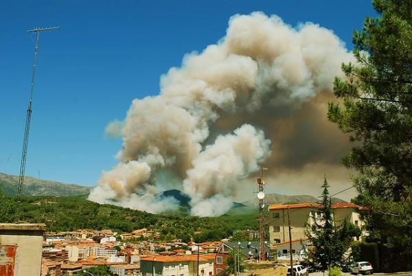 Octubre ha sido el mes del año con más incendios en España