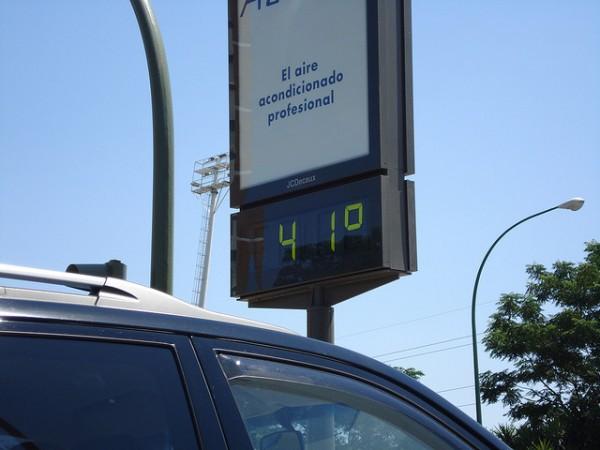 2011 ha sido el año más cálido, debido al calentamiento y a las emisiones de CO2