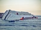 Posible desastre ecológico del Costa Concordia