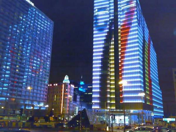 Los edificios más eficientes poseen iluminación con tecnología LED