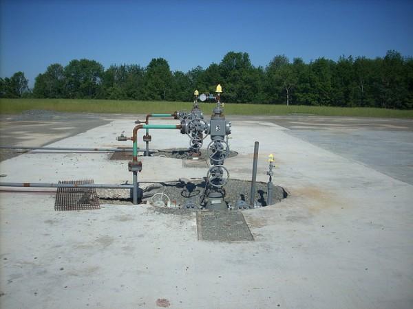 El fracking es una técnica de extracción de gas, que puede dañar los acuíferos subterráneos