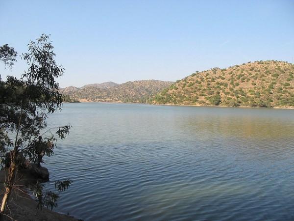 El Parque Natural de Sierra de Andújar está al norte de la provincia de Jaén