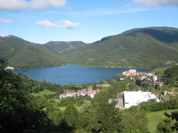 Las obras de una mina son la causa de las talas de hayas en el municipio de Zilveti