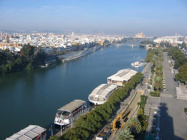 WWF ha presentado un informe, con medidas para salvar el Guadalquivir y Doñana