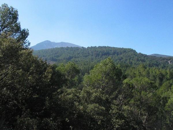 Sierra Mágina es un parque natural de la provincia andaluza de Jaén
