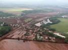 Multas por la contaminación del río Umia