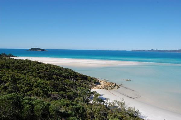 imagen del mar australiano