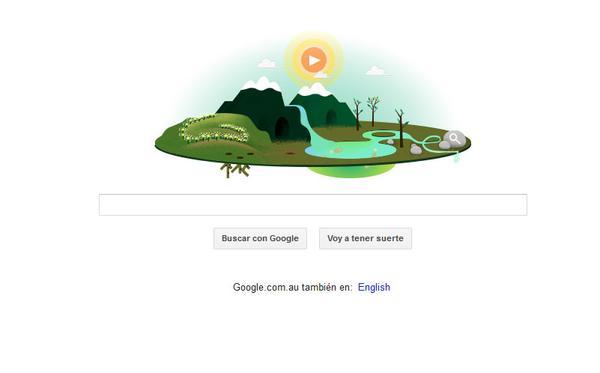 Hoy 22 de abril, día de la Tierra 2013