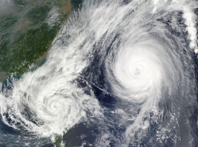 """Un """"supertifón"""" amenaza el sur de Japón"""