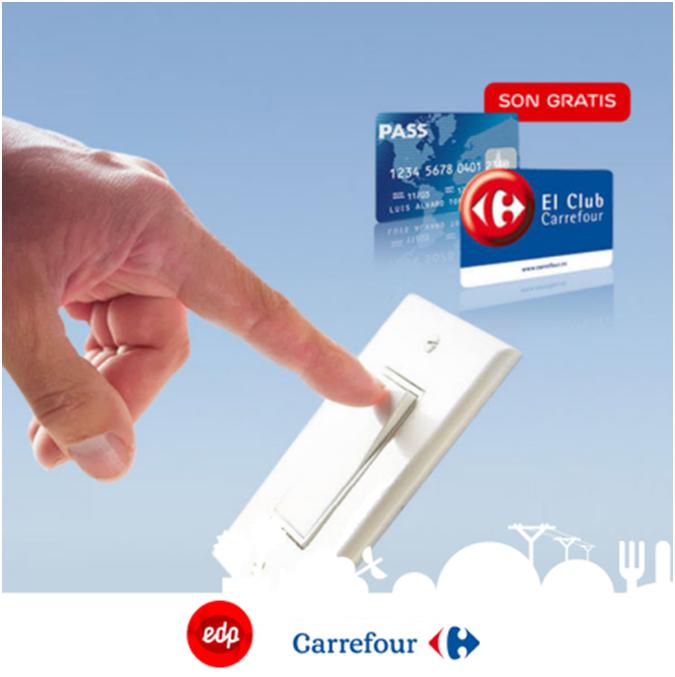 Carrefour EDP