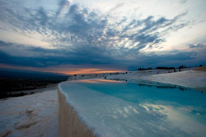 Pamukkale, un precioso paraíso natural de Turquía