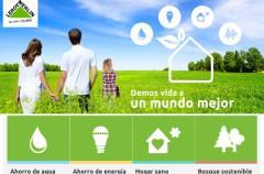 Eco Opciones, una solución para cuidar el medio ambiente