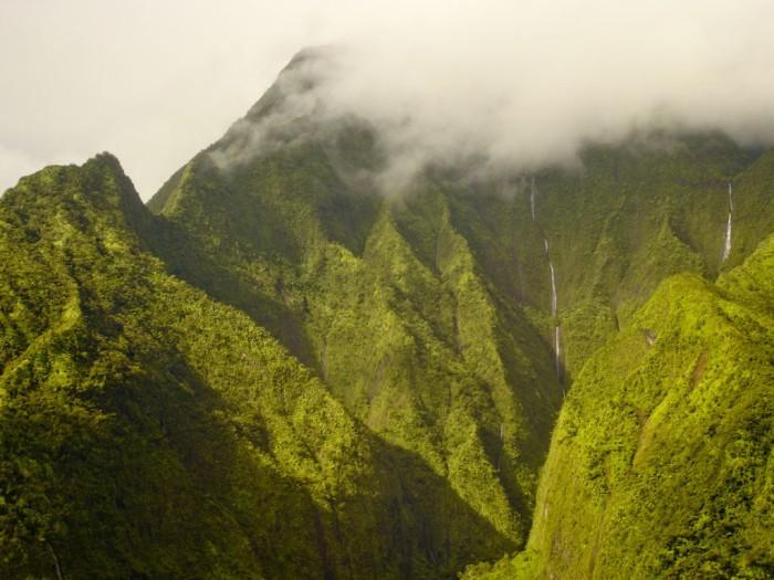 Los 5 lugares más lluviosos del mundo