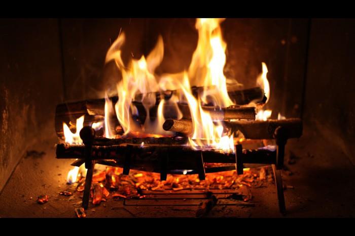 Cómo calentar la casa sin calefacción