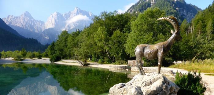 El parque nacional del Triglav, el único de Eslovenia