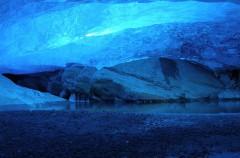 El glaciar de Jostedal, el más extenso de la Europa continental