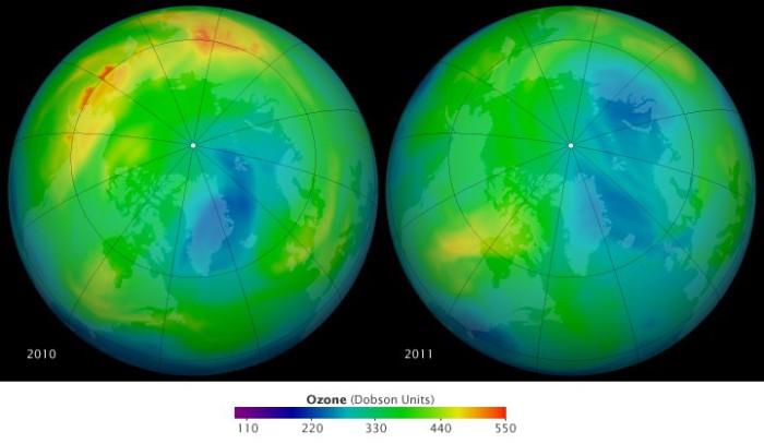Qué podemos hacer para cuidar la capa de ozono