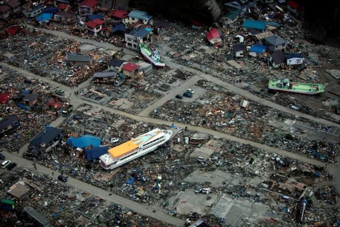 Consejos de seguridad en caso de Tsunami
