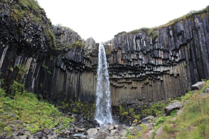 El parque nacional de Skaftafell, uno de los más increíbles de Europa
