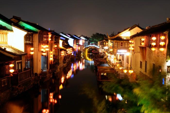 Los 10 canales urbanos más bonitos del mundo (II)