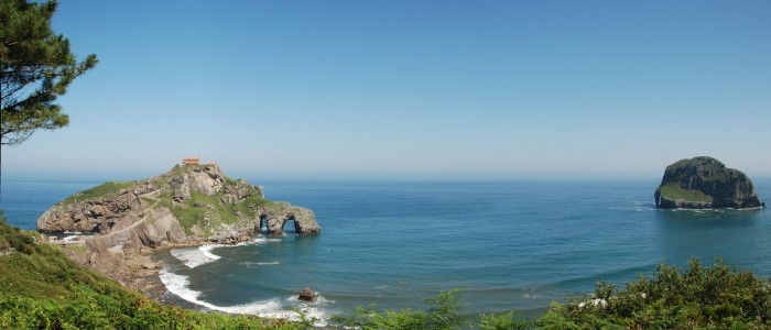 Gaztelugatxe, un rincón imprescindible de la Costa Vasca
