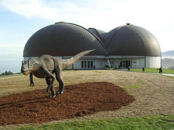 Museo del Jurásico de Asturias, toda una muestra didáctica de la evolución