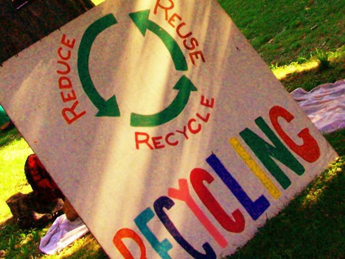 Trucos para reciclar en casa