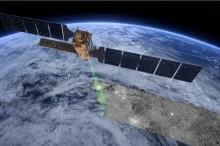 Satélite Sentinel-2A, lanzado para vigilar el medio ambiente