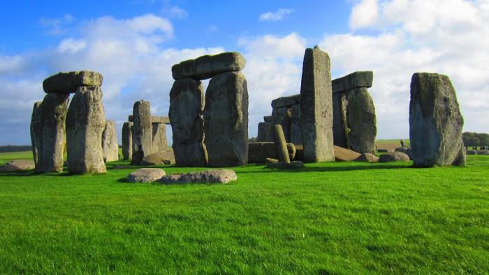 El tesoro arqueológico subterráneo de Stonehenge