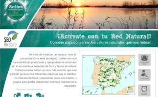 La red Natura 2000 abre un nuevo portal educativo