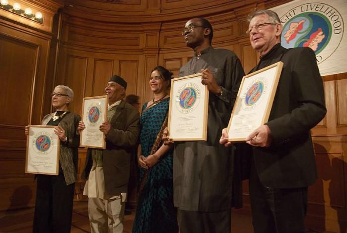 Premio Nobel Alternativo, por los retos más urgentes de la humanidad