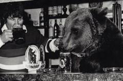 Hércules, el oso que fue un miembro más de la familia