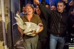 """El juez habla: el """"lanzamiento de la pava"""" no es maltrato animal"""