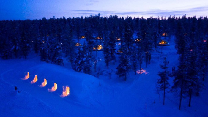 hotel-Kakslauttanen-finlandia
