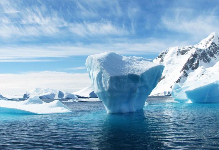 Una consecuencia del cambio climático