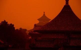 Beijing y su preocupante contaminación