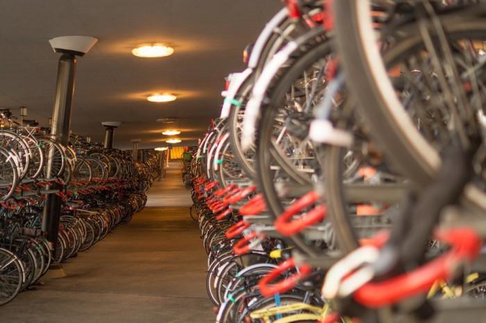 Cuidarnos y cuidar el planeta grtacias al uso de las bicicleta