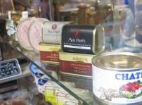 foie gras y otras delicatessen