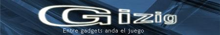 Nace Gizig, el blog de gadgets