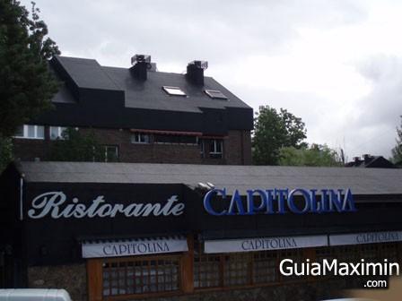 RESTAURANTE CAPITOLINA (MAJADAHONDA-M)