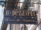 O DEZASEIS – EL DIECISEIS (SANTIAGO DE COMPOSTELA-C)